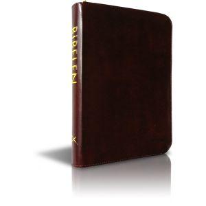 Bibelen på Hverdagsdansk (brunt kunstskind)