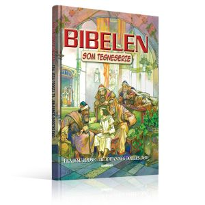 Bibelen som Tegneserie, Ny Testamente nr 1