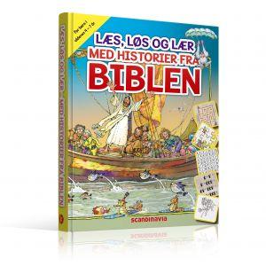 Læs, løs og lær med historier fra Biblen 4-7