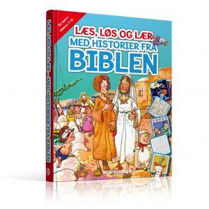 Læs, Løs og Lær med historier fra Biblen (7+)
