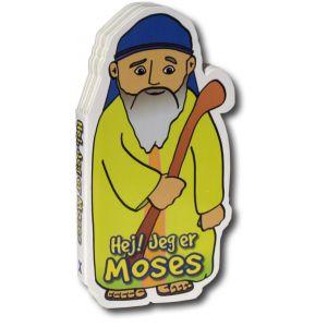 Hej! Jeg er Moses